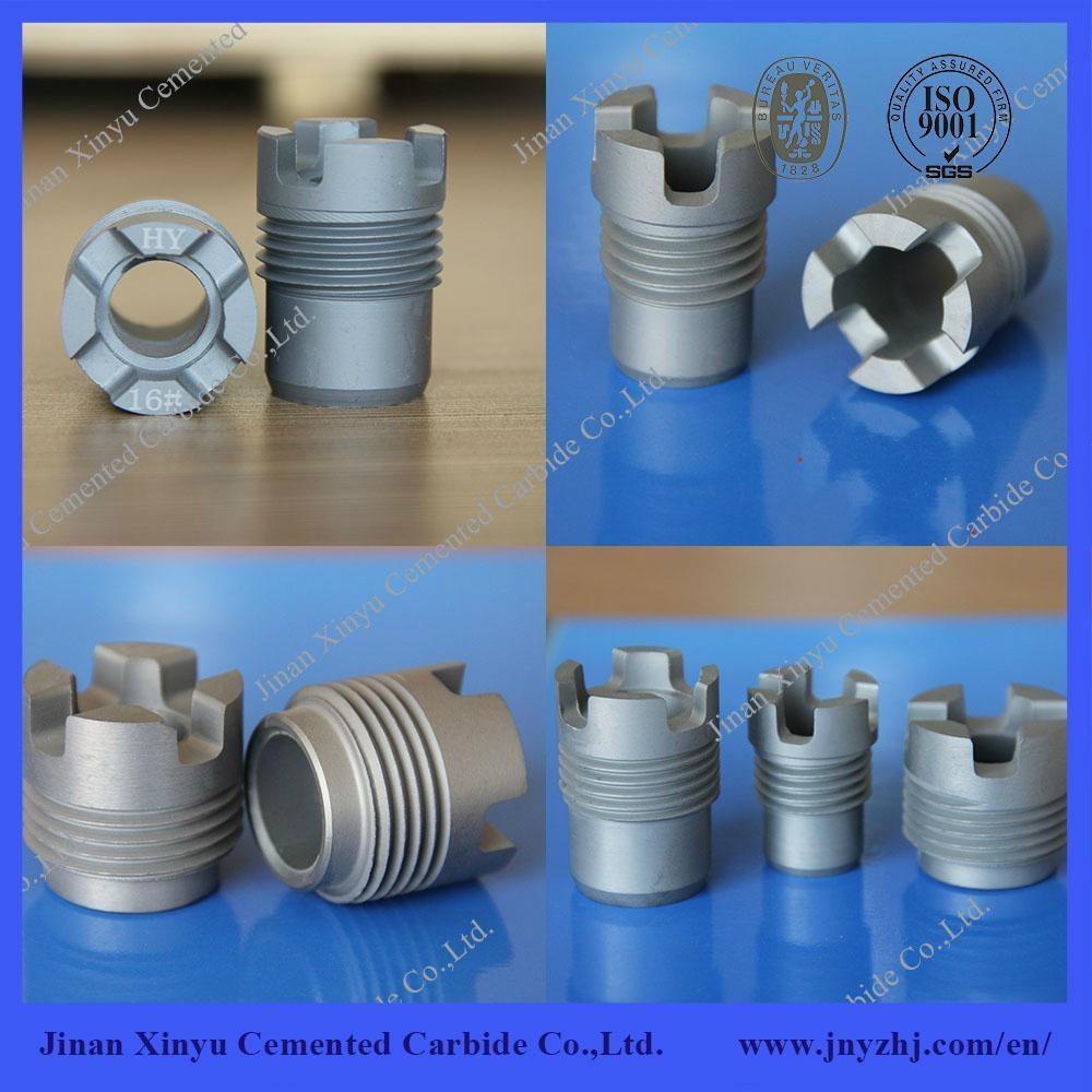 Cemented Carbide Nozzles 1