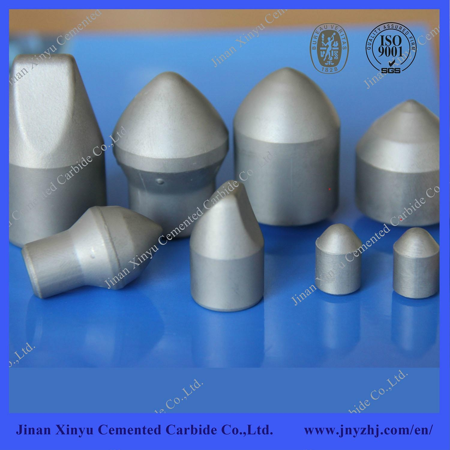 Cemented Carbide Button Tips 2