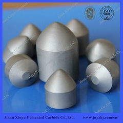 Cemented Carbide Button Tips