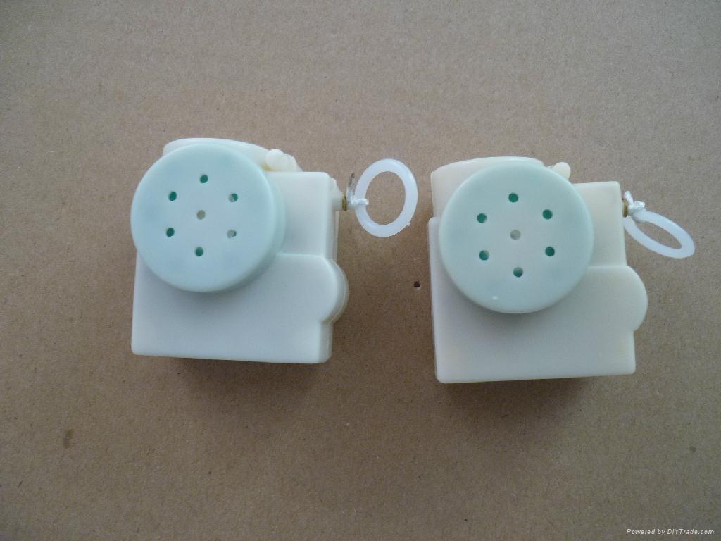 拉繩振動發音盒 1