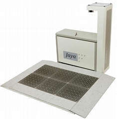 Air Vacuum Mat for Shoes Sole Cleaner
