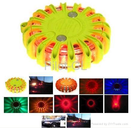 LED Flare Emergency Safety Lights 3