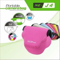 NEOpine Camera Neoprene Inner Protective Triangle Bag  for Nikon J4