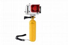 NEOpine手持浮力棒适用gopro 小蚁等运动相机