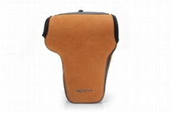 NEOpine Neoprene Telephoto Lens Inner Protective Triangle Bag for Sony A7/A7R