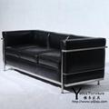 真皮沙发 3