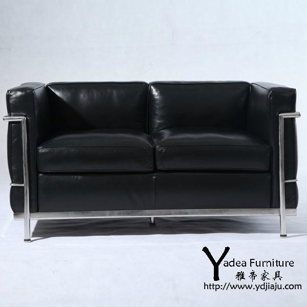 Sofa In Aniline Leather Cf009 Yadea China
