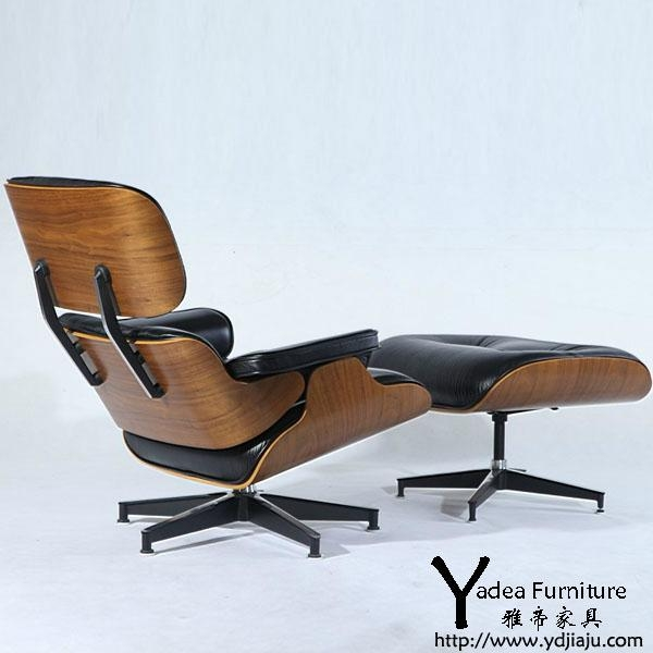 Eames Lounge Chair and Ottoman 2