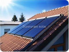 Sunnyrain solar collecto