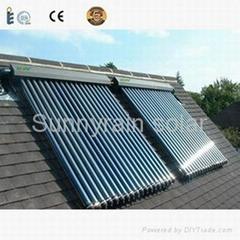 Sunnyrain Solar Keymark