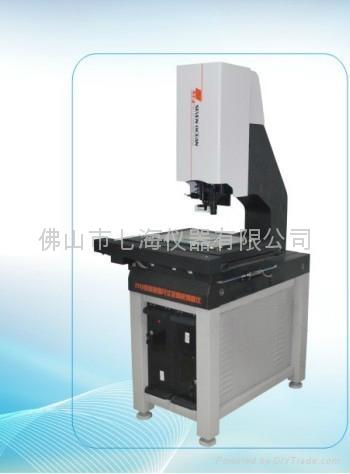ITO玻璃涨缩尺寸瑕疵检测仪 1