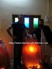 天然岩鹽燈100-250-公斤以上級