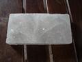 White Salt Tiles 8x4x1 inch