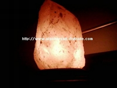 Natural Rock salt lamp Pakistan