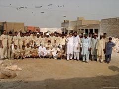 Al Gohar Traders Hamdani salt factory