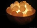 Natuurlijke zout lamp, zout sauna, zout room & eetbaar zout
