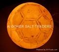 Foot Ball Salt Lamp