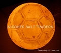 Foot Ball Salt Lamp