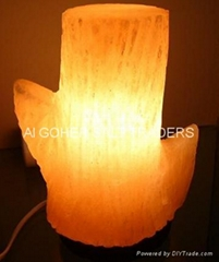 Autumn Tree Salt Lamp