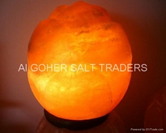 Fancy Salt Lamp 06