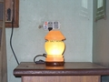 Fancy Salt Lamp 61 Tuz Lambasi Zout Lampa