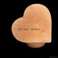 Heart Salt Lamp