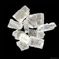 White Natural Crystal Rock Salt Chunks