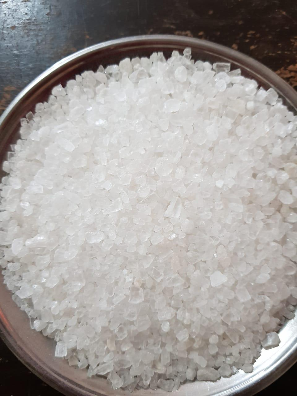 White Edible Salt 2-5mm