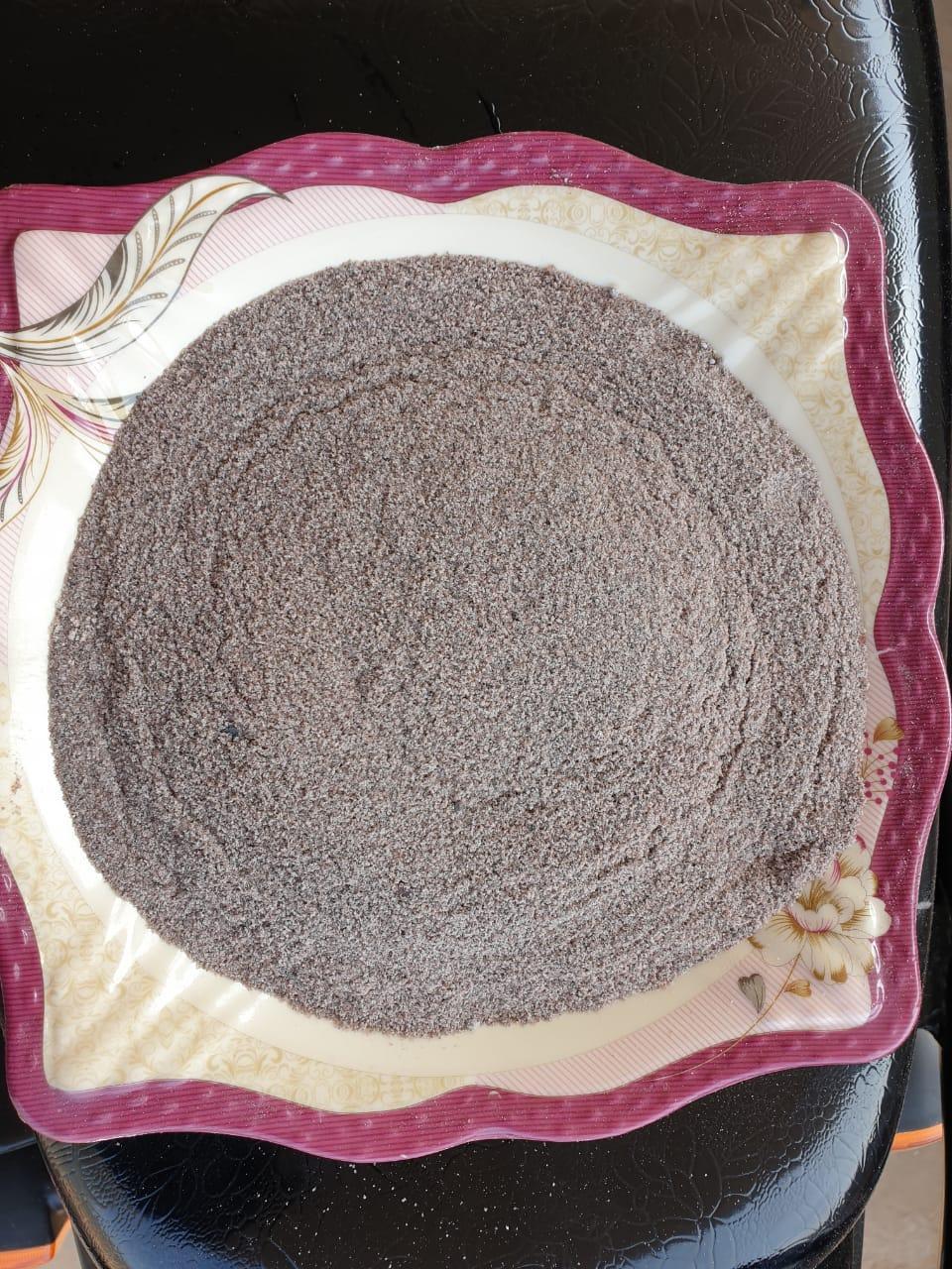 Black Edible Salt powder