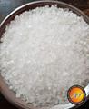 White Edible Salt
