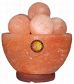 Himalayan Glowing Fancy Salt Lamps