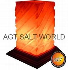 Himalayan Glowing Fancy Salt Lamp