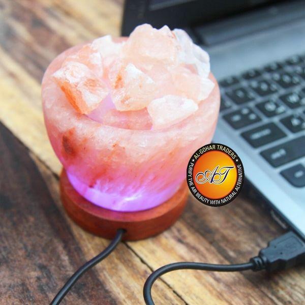 USB Fancy Salt Lamp 17