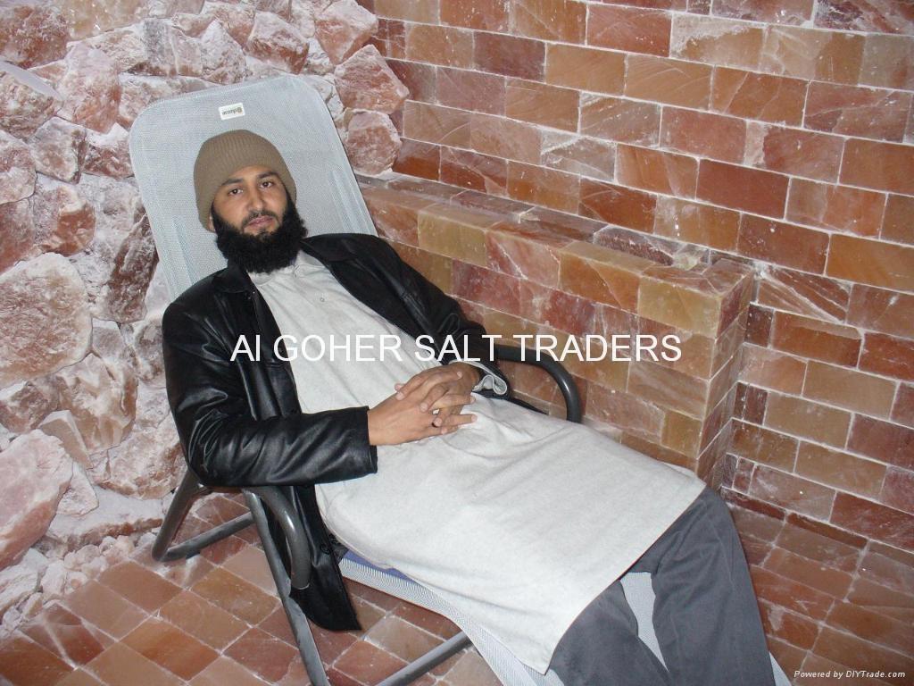 Salt Room in Germany