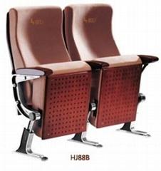 供應鴻基座椅禮堂椅HJ88B