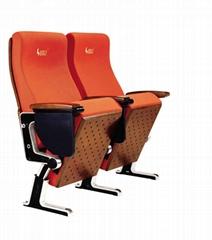 供應鴻基座椅鋁合金禮堂椅