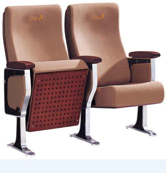 供應鴻基座椅鋁合金腳禮堂椅 1