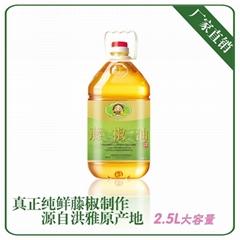 麻香嘴藤椒油2.5L装