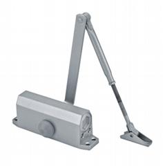 High quality aluminium door closer,hydraulic closing door hinge