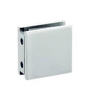 0 degree glass door clamp
