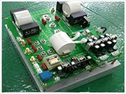 220V5kW半桥挂式电磁加热器 1
