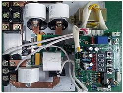 380V5kW半桥挂式电磁加热器 2