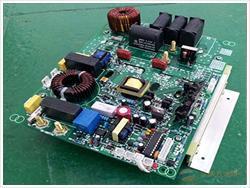 温控380V5kW半桥挂式电磁加热器 3