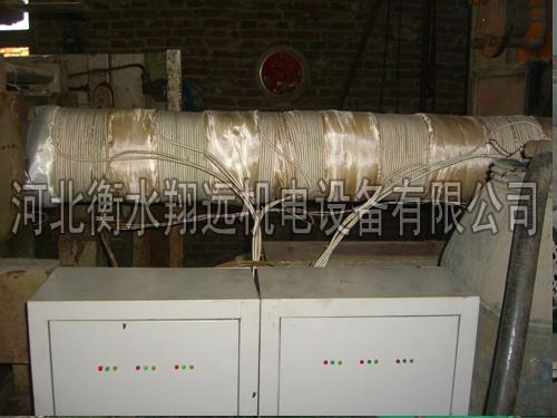 高压380v10kW半桥挂式电磁加热器 1