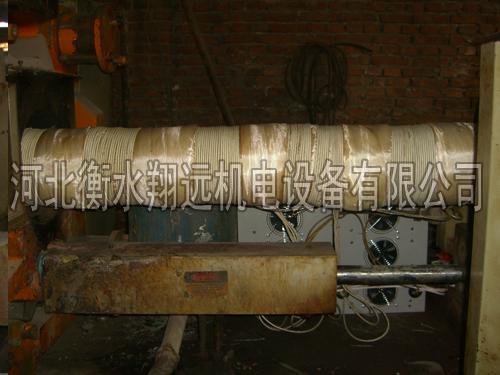 高压380v10kW半桥挂式电磁加热器 2