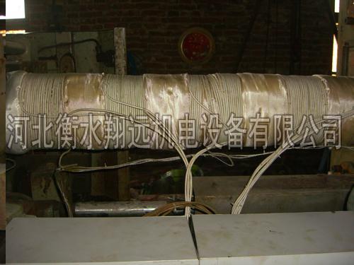 高压380v10kW半桥挂式电磁加热器 3
