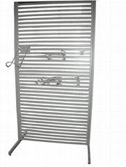 Bar backing panel she  ing (for clothes)