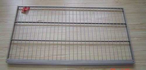 Grid shelf (Bakery wire shelf) 1