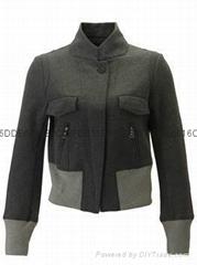 女式梭織夾克