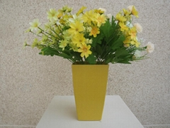 high quality square flower pot wholesale
